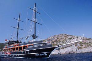 Mavi Deniz | 132 человек высота: 29m наиболее: 7.5m